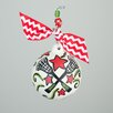 Glory Haus Lacrosse Ball Ornament