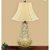 "JB Hirsch Home Decor Gentle Day Porcelain 30"" H Table Lamp"