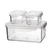 Kinetic Go Green Tritan 6 Piece Salad Container Set