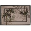 Fun Rugs Supreme Palm Fronds Area Rug