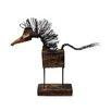 Asian Art Imports Chin Horse Sculpture