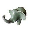 Asian Art Imports Large Celadon Elephant Figurine