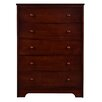 Canwood Furniture Lakecrest 5 Drawer Chest