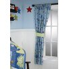 Little Bedding by NoJo Monster Babies Curtain Set