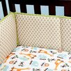 Little Bedding by NoJo Critter Pal Traditional Bumper