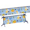 Little Bedding by NoJo #1 Team Traditional Padded Bumper