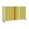 "Paperflow EasyScreen 38.57"" x 70.86"" Horizontal 1 Panel Room Divider"