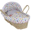 Clair De Lune The Dudes Palm Moses Basket