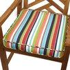 Mozaic Company Outdoor Sunbrella Dining Chair Cushion