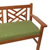 Mozaic Company Outdoor Sunbrella Bench Cushion