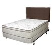 "Mozaic Company Emerald 17"" Luxury Firm Mattress and Foundation Set"