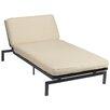 Mozaic Company Alexa Chaise Lounge with Cushion