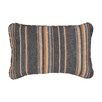 Mozaic Company Corded Mulit-Colored Stripe Outdoor Lumbar Pillow (Set of 2)