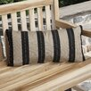 Mozaic Company Knife Edge Indoor/Outdoor Sunbrella Lumbar Pillow (Set of 2)