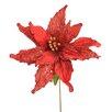 National Tree Co. Single Poinsettia Stem