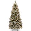 National Tree Co. Liberty Pine 7.5' Green Artificial Christmas Tree with 500 Clear Lights and Stand