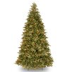 National Tree Co. 7.5' Green Northern Balsam Christmas Tree with 750 Clear Lights and Stand