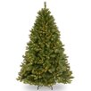 National Tree Co. 7.5' Winchester Pine Artificial Christmas Tree with 500 Clear Lights