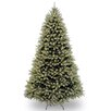 "National Tree Co. Downswept Douglas 7"" Green Fir Artificial Christmas Tree and Stand"