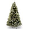 "National Tree Co. Downswept Douglas 7.5"" Green Fir Artificial Christmas Tree and Stand"