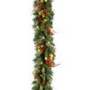 National Tree Co. Pre-Lit Classical Garland