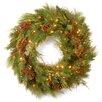 "National Tree Co. 30"" Pine Wreath"