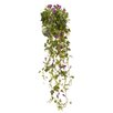 National Tree Co. Hanging Petunia Plant in Pot