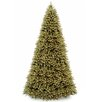 National Tree Co. Downswept Douglas 12' Green Artificial Christmas Tree with 1500 Incandescent Clear Lights and Stand