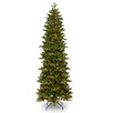National Tree Co. 7.5' Green Artificial Christmas Tree with 350 Incandescent Clear Lights with Stand