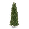 National Tree Co. 7.5' Green Fir Artificial Christmas Tree with 350 Incandescent Clear Lights with Stand