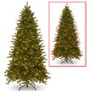 National Tree Co. Sheridan Spruce Memory-Shape® Tree with PowerConnect™ and Dual Color® LED Lights