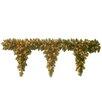 National Tree Co. Glittery Bristle Pine Pre-Lit Teardrop Garland