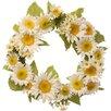 "National Tree Co. 24"" Sunflower Wreath"