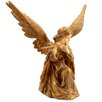 Angel with Flute Statue - National Tree Co. Garden Statues and Outdoor Accents