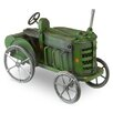 Tractor Lawn Ornament Statue - National Tree Co. Garden Statues and Outdoor Accents