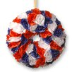 "National Tree Co. 14"" Patriotic Rose Wreath"