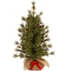 National Tree Co. Bristle 3' Green Pine Artificial Christmas Tree