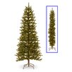 National Tree Co. Kensington 6.5' Green Artificial Christmas Tree with 250 Clear Lights