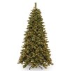 National Tree Co. Madison 7.5' Green Spruce Artificial Christmas Tree with 600 Clear Lights
