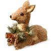 National Tree Co. Resting Brown Deer