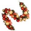 National Tree Co. Ornament Garland