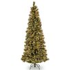 """National Tree Co. Glittering 78"""" Pine Artificial Christmas Tree"""