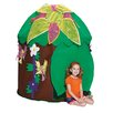 Bazoongi Kids Woodland Fairy Hut Play Tent