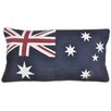 Woven Magic Australian Flag Scatter Cushion