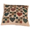 Woven Magic Sofakissen Country Heart
