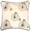 Woven Magic Penny Scatter Cushion
