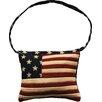 Woven Magic Vintage Glory Americana Garland/Miniature Pillow Hanging Wall Décor