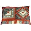 Woven Magic Stamp and Cabin Scatter Cushion