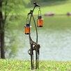 SPI Home Giraffe Pair Lantern