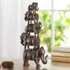 SPI Home Elephant Quintet Figurine